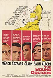 The Young Doctors (1961) Poster - Movie Forum, Cast, Reviews
