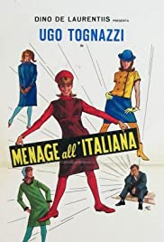 Menage all'italiana Poster