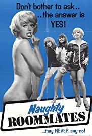 Naughty Roommates Poster