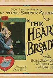 The Heart of Broadway Poster