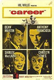 Career(1959) Poster - Movie Forum, Cast, Reviews