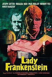 Lady Frankenstein(1971) Poster - Movie Forum, Cast, Reviews