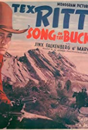 Song of the Buckaroo Poster