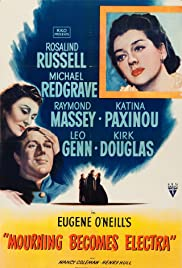 Mourning Becomes Electra (1947) Poster - Movie Forum, Cast, Reviews