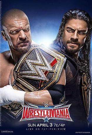 WrestleMania (2016)