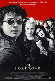 The Lost Boys (1987) Poster - Movie Forum, Cast, Reviews