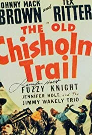 The Old Chisholm Trail Poster