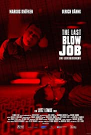 The Last Blow Job Poster