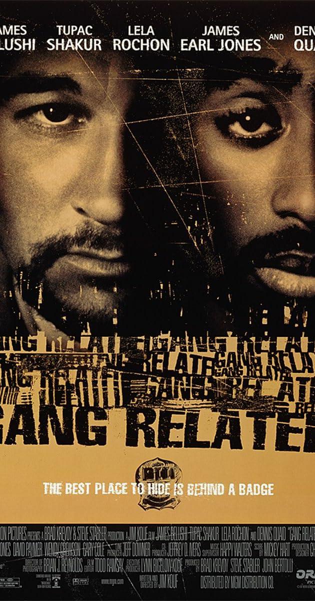 Nusikalstami ryšiai / Gang Related (1997) Online