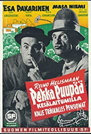 Pekka Puupää kesälaitumilla Poster