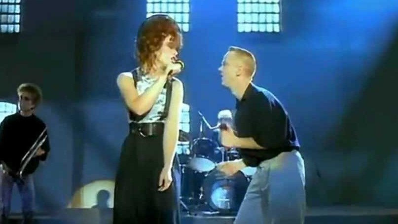 Image result for the communards don't leave me this way
