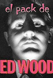 Pack Ed Wood Poster