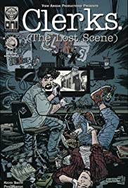 Clerks: The Lost Scene Poster
