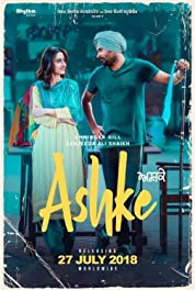 Ashke (2018) poster