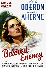 Beloved Enemy (1936) Poster - Movie Forum, Cast, Reviews