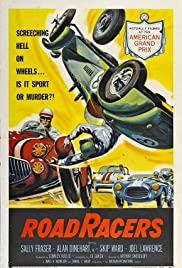 Roadracers Poster