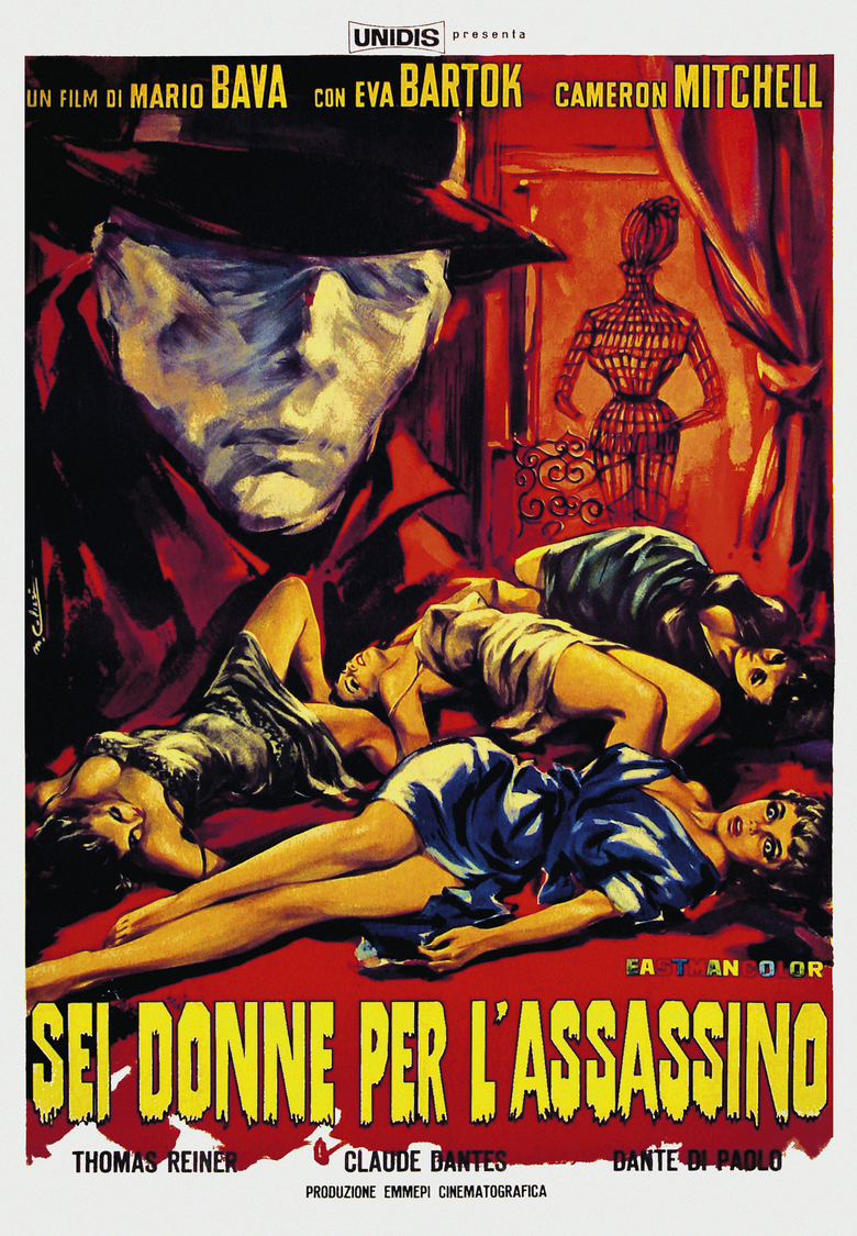 image 6 donne per l'assassino Watch Full Movie Free Online