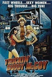 Truckin' Buddy McCoy Poster