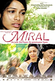 Miral (2010) Poster - Movie Forum, Cast, Reviews