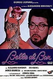 Belle al bar Poster