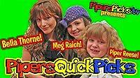 Bella Thorne & Meg Raich at Power of Youth 2009