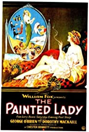 The Painted Lady Poster