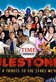Time Presents: Milestones 2016 - A Tribute to the Stars We've Lost Poster