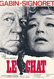 Le chat(1971) Poster - Movie Forum, Cast, Reviews