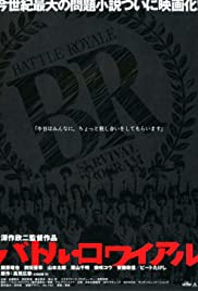 Battle Royale (2000) Poster - Movie Forum, Cast, Reviews
