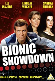 Bionic Showdown: The Six Million Dollar Man and the Bionic Woman (1989) Poster - Movie Forum, Cast, Reviews