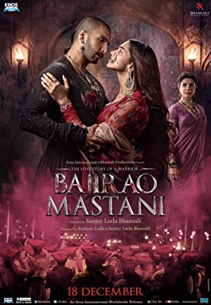 Bajirao Mastani (2015) Download on Vidmate