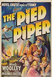 The Pied Piper (1942) Poster - Movie Forum, Cast, Reviews