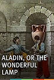 Aladdin and His Wonder Lamp Poster