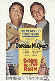 Soldier in the Rain(1963) Poster - Movie Forum, Cast, Reviews
