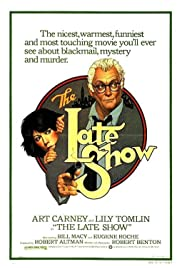 The Late Show (1977) Poster - Movie Forum, Cast, Reviews