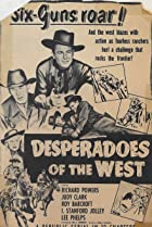 Image of Desperadoes of the West
