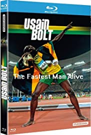 Usain Bolt: The Fastest Man Alive (2012) Poster - Movie Forum, Cast, Reviews