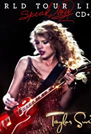 Taylor Swift: Speak Now World Tour Live Poster
