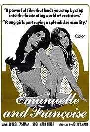 Emanuelle e Françoise (Le sorelline) Poster