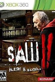 Saw II: Flesh & Blood Poster