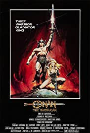 Conan the Barbarian (1982) Poster - Movie Forum, Cast, Reviews