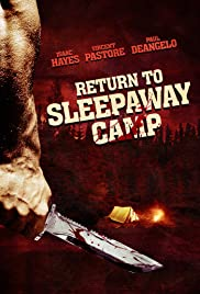 Return to Sleepaway Camp Poster