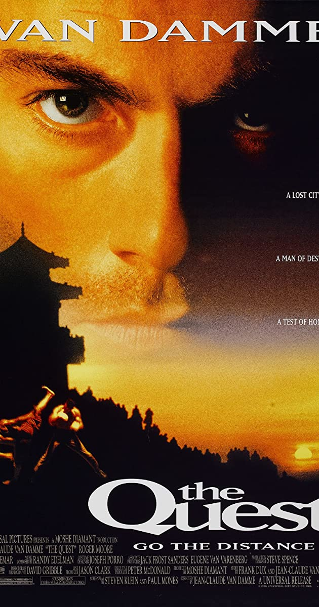 Nuotykių ieškotojas / The Quest (1996) Online