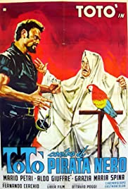 Totò contro il pirata nero Poster