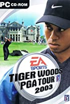 Image of Tiger Woods PGA Tour 2003