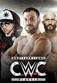 Cruiserweight Classic: CWC Poster - TV Show Forum, Cast, Reviews
