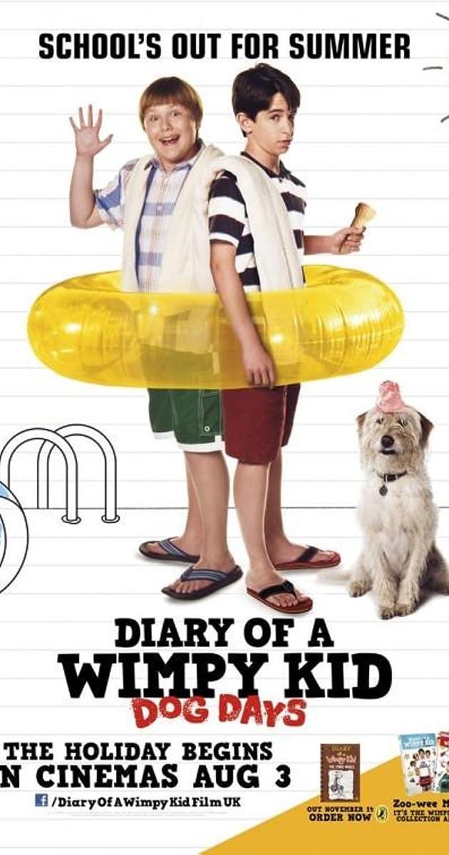 Diary Of A Wimpy Kid Movie  Netflix