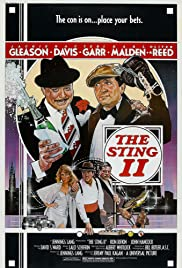 The Sting II (1983) Poster - Movie Forum, Cast, Reviews