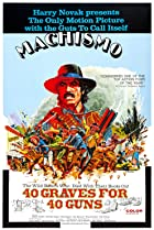 Image of Machismo: 40 Graves for 40 Guns