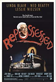 Repossessed (1990) Poster - Movie Forum, Cast, Reviews